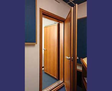 Puertas acusticas aaa puertas ac sticas con certificado enac - Burlete puerta corredera ...